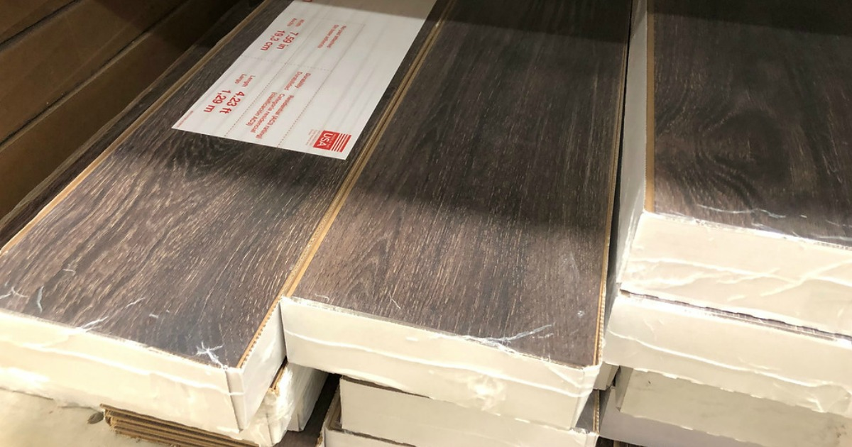 50 Off Wood Plank Laminate Flooring At, Project Source Laminate Flooring Woodfin Oak
