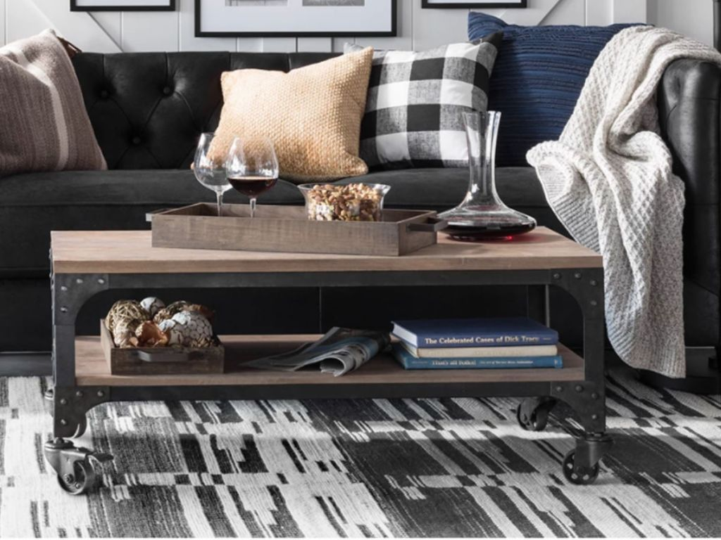 Extra 25 Off One Furniture Item Or Rug On Target Com