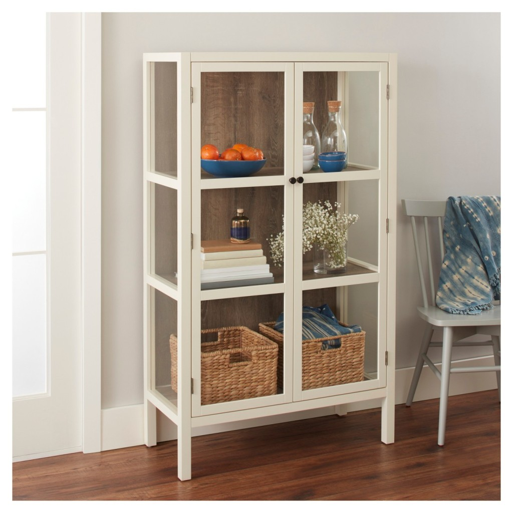 Target Furniture Sales: Threshold Library Cabinet Just $127.50 Shipped (Regularly
