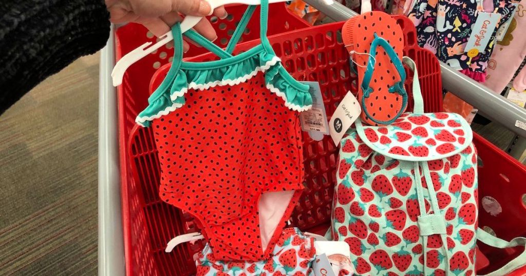 885c7fe3b9dcc Buy One Get One 50% Off Swimwear for the Family at Target - Hip2Save