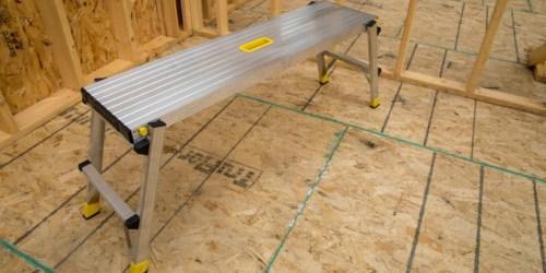 Gorilla Ladders Work Platform Only $29.97 at Home Depot (Regularly $69)