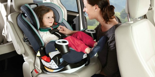 Graco 4Ever 4-in-1 Convertible Car Seat as Low as $105 Shipped