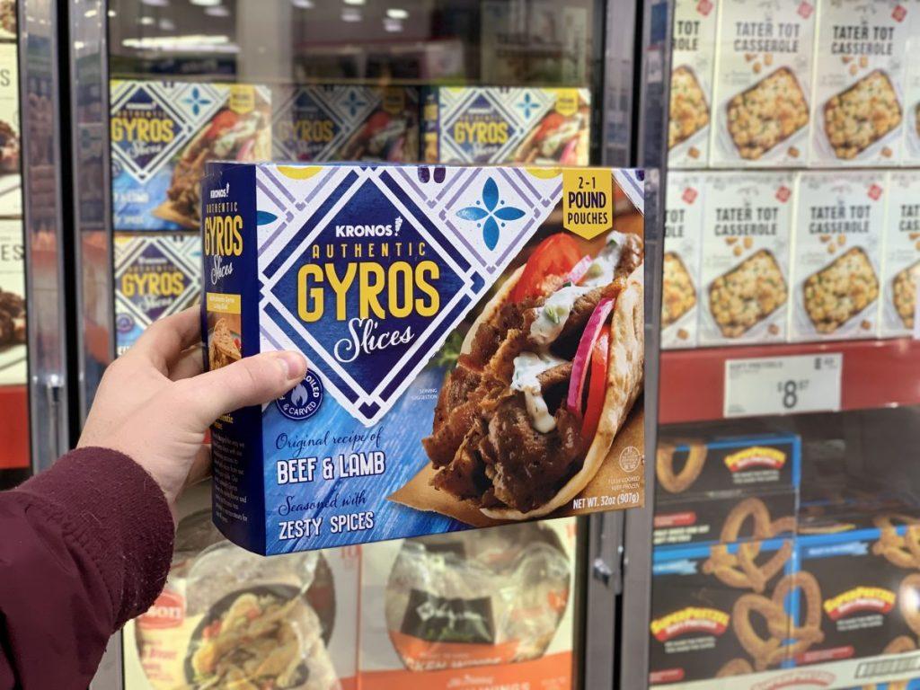 Kronos Authentic Gyros Slices 2-Pound