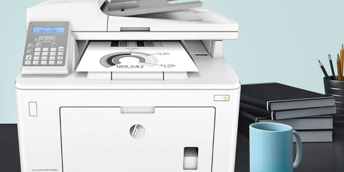 HP Laserjet Pro All-in-One Wireless Laser Printer Only $129.99 Shipped (Regularly $200)