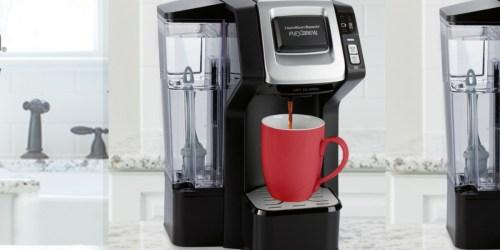 Amazon: Hamilton Beach FlexBrew Coffee Maker Only $49.99 Shipped (Regularly $90)