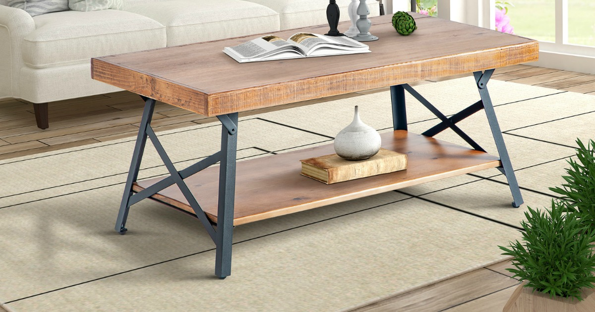 Up To 55 Off Coffee Tables At Walmart Com