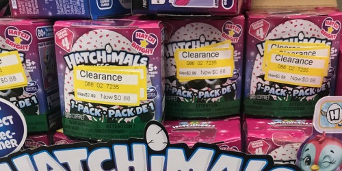 Hatchimals Clearance at Target