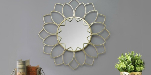 Up to 60% Off Stratton Home Decor Collection Mirrors at Home Depot