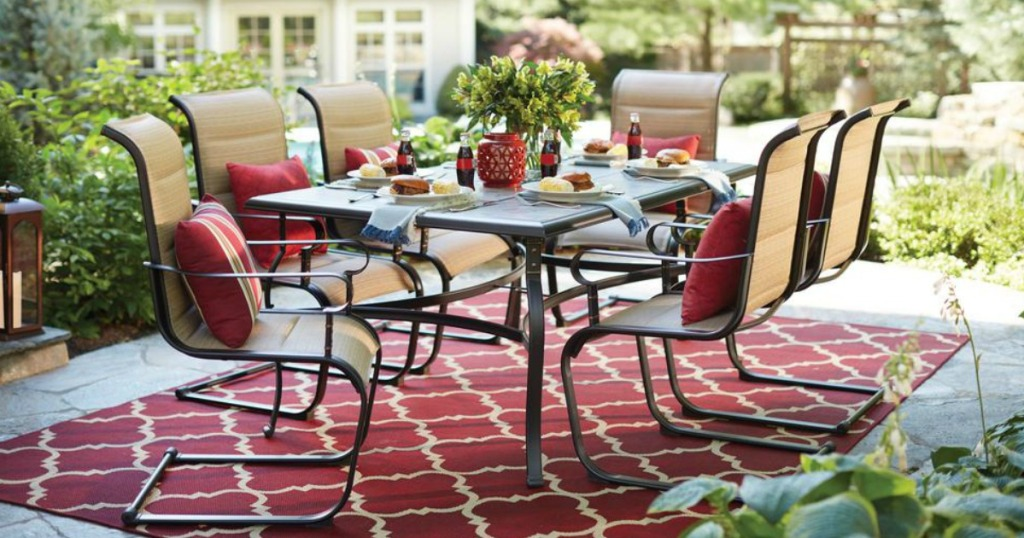 49a363cff63 Up to 30% Off Highly Rated Patio Furniture at Home Depot + Free Delivery