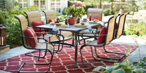 Up to 30% Off Highly Rated Patio Furniture at Home Depot + Free Delivery