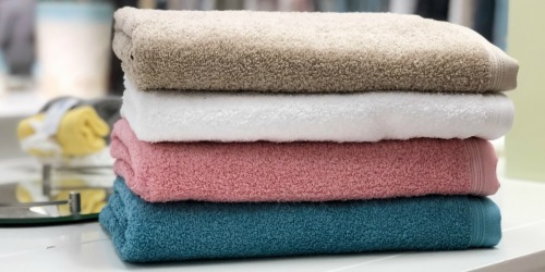 Liz Claiborne Premium Bath Towels as Low as $7.99 at JCPenney (Regularly $26)
