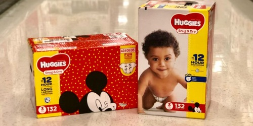 FREE $30 Target Gift Card w/ $100 Baby Purchase | Stock up on Diapers