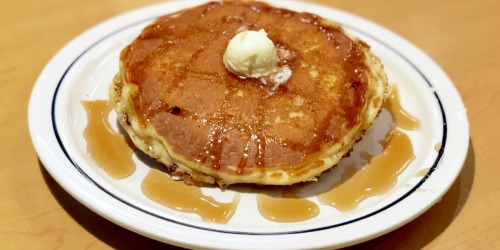 T-Mobile & Sprint Customers Score Free IHOP Pancakes, Redbox Rental & More