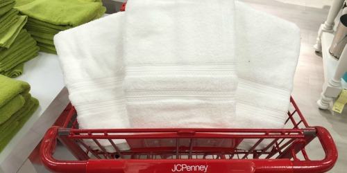 Over 60% Off Liz Claiborne Bath Towels at JCPenney – Awesome Reviews