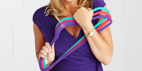 Joy Mangano Hangers 60-Count Pack Only $17.49 at Zulily (Regularly $60)