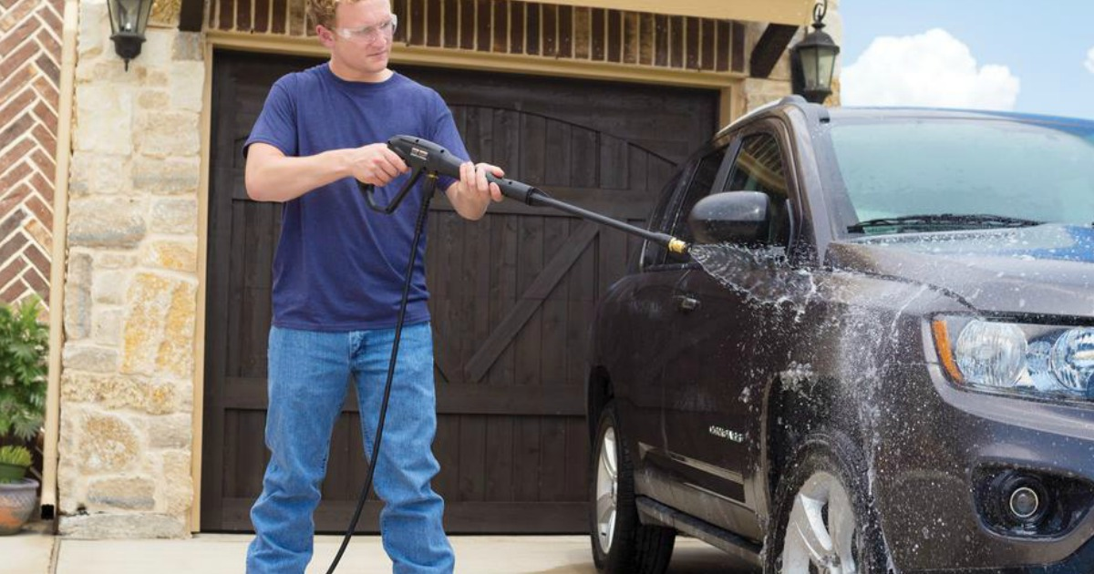 Karcher Electric Pressure Washer Only $99 Shipped (Regularly