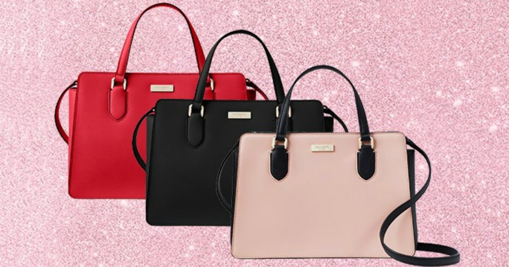 645ba3ce2dff8 Up To 75% Off Select Kate Spade Bags   Accessories - Hip2Save
