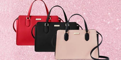 Up To 75% Off Select Kate Spade Bags & Accessories