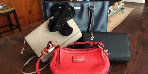 Up to 75% Off Kate Spade Bags & Accessories