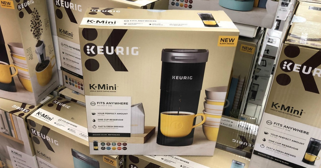 Keurig K-Mini coffemaker