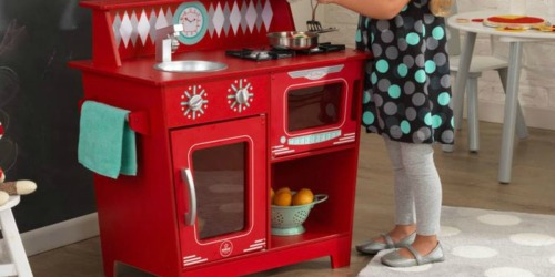 Kohl's Cardholders: KidKraft Classic Kitchenette Just $55.99 Shipped (Regularly $70) + Earn $10 Kohl's Cash