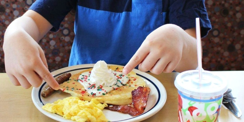 17 Restaurants Where Kids Can Eat Free or Cheap This Spring