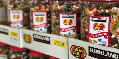 Jelly Belly Gourmet Jelly Beans 4 lb Container Just $9.99 at Costco (Great for Easter Eggs)