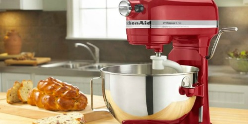 KitchenAid Professional 5-Quart Stand Mixer Only $199.99 Shipped (Regularly $500)