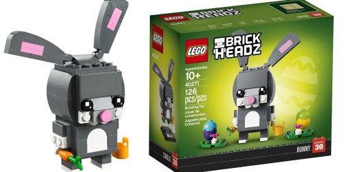 LEGO BrickHeadz Easter Bunny Only $5 at Amazon (Regularly $10)