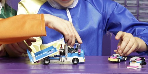 LEGO Friends Service & Care Truck Just $13.97 (Regularly $20)