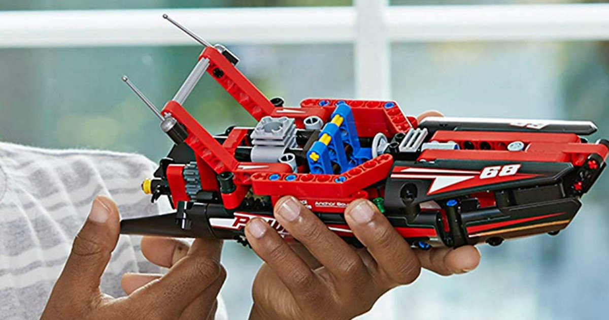 Up to 40% Off LEGO Technic Building Sets