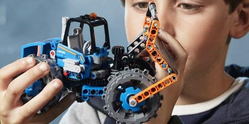 LEGO Technic Dozer Compactor Set Just $10.99 at Amazon (Regularly $20)