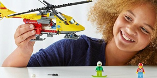 Up to 40% Off LEGO City & Architecture Sets
