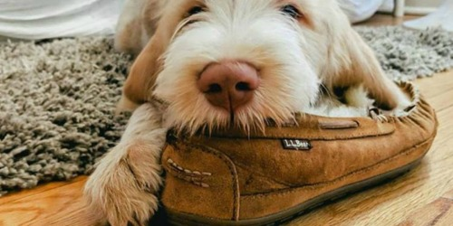 Up to 70% Off L.L. Bean Slippers, Boots & More