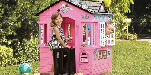L.O.L Surprise! Indoor & Outdoor Cottage Playhouse Just $104.99 Shipped (Regularly $140)