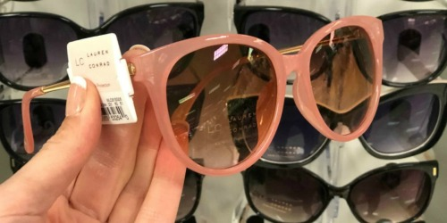 Kohl's Cardholders: LC Lauren Conrad Sunglasses as Low as $10 Each (Regularly $30)