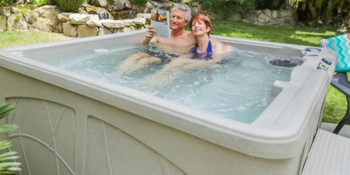 Over 50% Off Lifesmart Hot Tubs + FREE Delivery