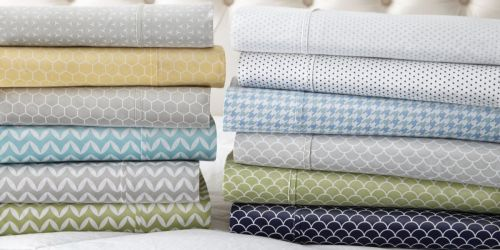 70% Off Linens & Hutch 4-Piece Sheet Sets + Free Shipping