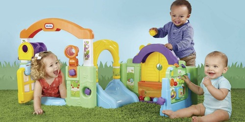 Little Tikes Activity Garden Playcenter Just $64.99 Delivered (Great for Babies & Toddlers)