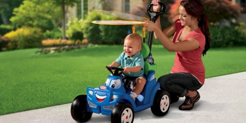 Little Tikes Deluxe 2-in-1 Cozy Roadster $29.99 at Target.com (Regularly $50)