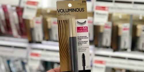 L'Oréal Voluminous Mascara as Low as $2.38 Each After Target Gift Card