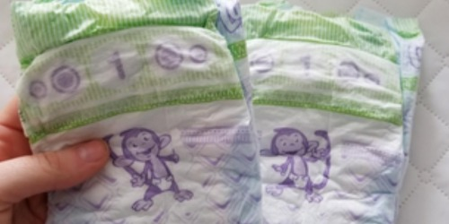 Sam's Club: Luvs Diapers Ginormous Boxes Only $20.98 Shipped (as low as 8¢ Per Diaper)