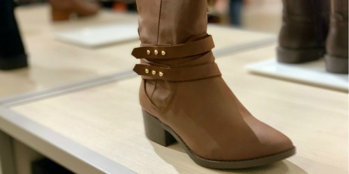 Up to 80% Off Riding Boots & More at Macy's