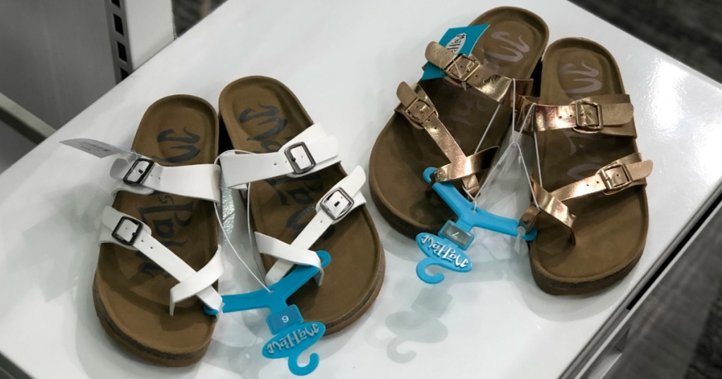 Mad Love Sandals at Target