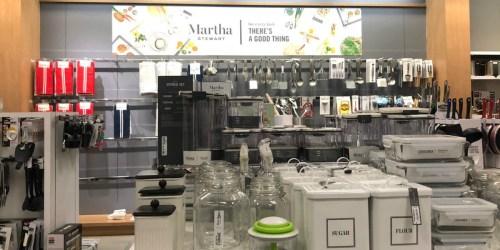 Macys.com: Martha Stewart Kitchen Items Only $5.99 (Regularly $17) + More