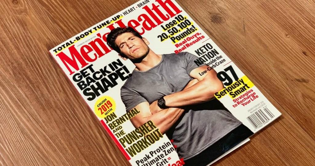 66b35499f16 Free Magazine Subscription (Men s Health