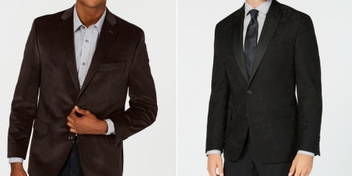 Up to 85% Off Men's Suit Coats & Dinner Jackets at Macy's (Michael Kors, Tommy Hilfiger & More)