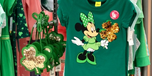 Save on St. Patrick's Day Apparel & Accessories at Target (Online & In-Store)
