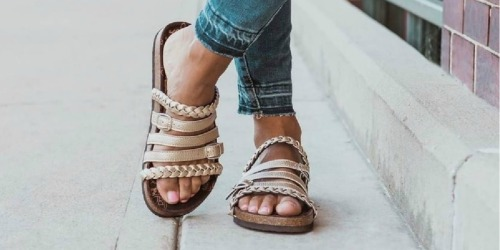 Muk Luks Women's Sandals Only $14.99 at Zulily