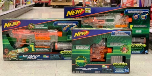 Up to 60% Off NERF Modulus at Target (In-Store & Online)